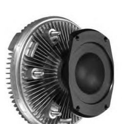 Scania 124 fan scania 124 fan clutch