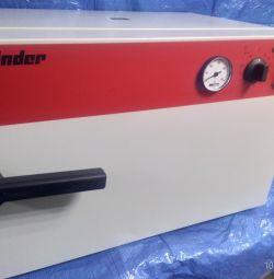 Sterilizator liant pentru aer uscat E28, second-hand, lucrător