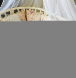 Бортики премиум (с одеялом)