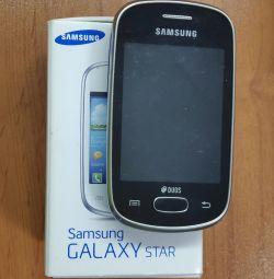 SAMSUNG galaxy star GT-S5282
