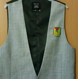 New vest, South Korea