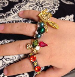 Rings jewelry 16-19