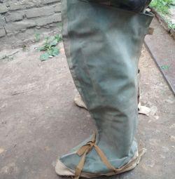 Ciorapi de protectie chimica