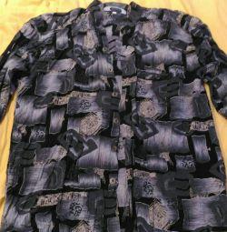 Рубашка, в идеальном состоянии, 48-50