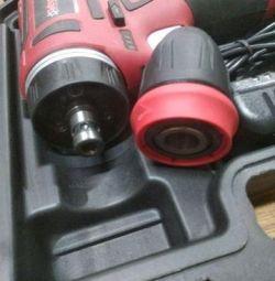 Vega 12 DFR screwdriver