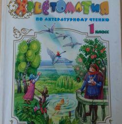 📚 Хрестоматия по лит. чтению, 1 класс (6+)