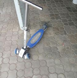Scooter scuter