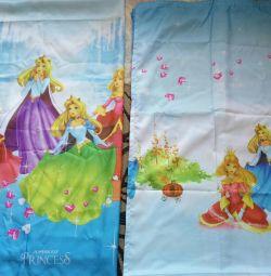 Curtains are children's