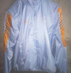 Куртка ветровка/дождевик Adidas