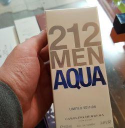 212 men AQUA NEW