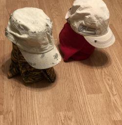 Καπάκι, καπέλο μπέιζμπολ