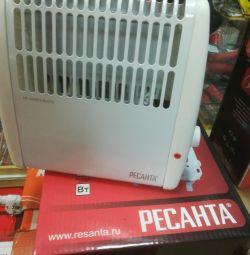 Resanta heater (new) 500W.