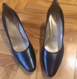 New shoes (natur.kozha), 39 r