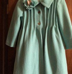 Palton inteligent pentru fată
