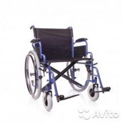 Новое кресло-коляска «KY809Y» повыш грузоподъeмнос