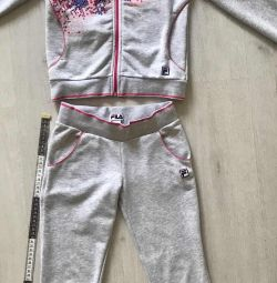 FILA tracksuit for height 134cm