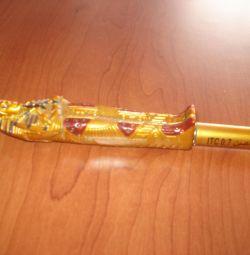Handle Egyptian souvenir