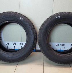 Tires R14 Renault Logan 1