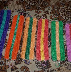 Washcloths - handmade