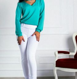Pantolonlar yeni. 48 beden
