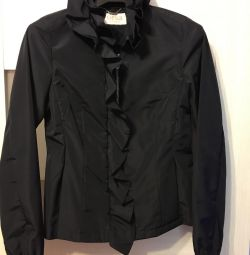Windbreaker new orsa black