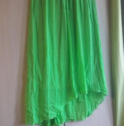 Μακρυά φούστα
