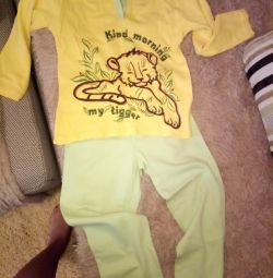 Pijamale 116-125cm