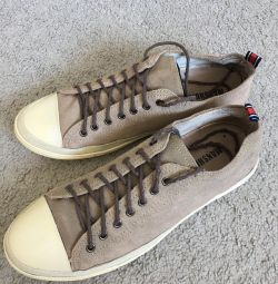 Leather shoes 43 sizes