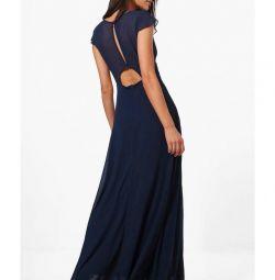 Βραδινό φόρεμα Boohoo νέο, μέγεθος Μ