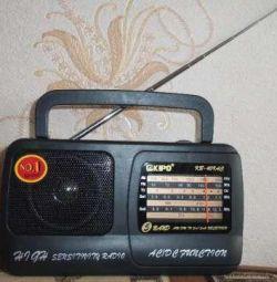Ραδιοφωνικός δέκτης
