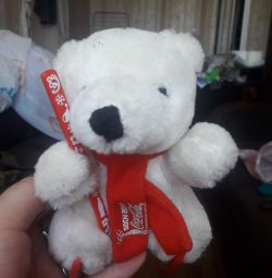 Teddy Bear Coca-Cola Collectible