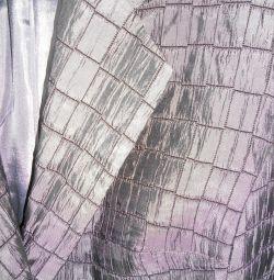 Ceket p52 gümüş koyu