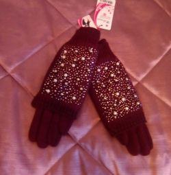 mănuși cu dublă atingere