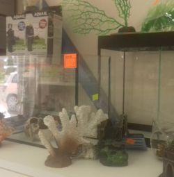 Нові акваріуми від виробника