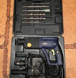 Puncher drill Mastermax