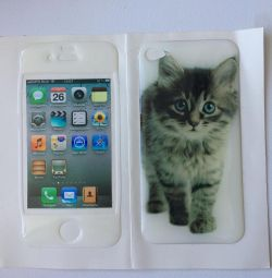 Sticker for iPhone 4 4s