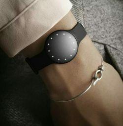 Γυμναστήριο βραχιόλι (ρολόι) MisFit Shine νέο μαύρο