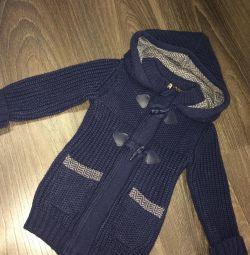 Νέο ζεστό σακάκι για ένα αγόρι