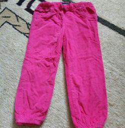 Trousers warmed, 92-98cm