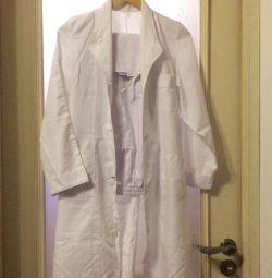 Medical Suit (Bathrobe / pants / cap / mask)