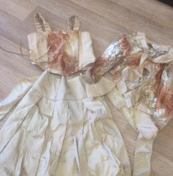 Rochia pentru fată este nouă!