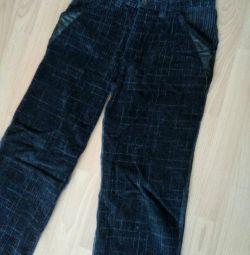 Pantaloni (velveteen) Turcia