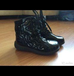Ботиночки на осень 27 размер