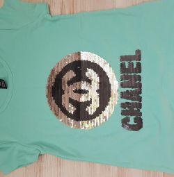 Нова футболка 3-4года