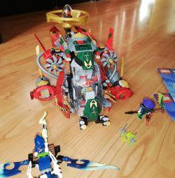 Κατασκευαστής LEGO Ninjago.