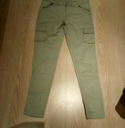 Women's military trousers