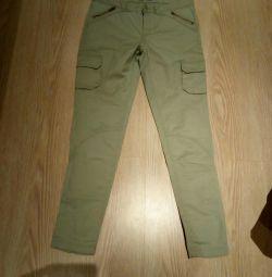 Γυναικεία στρατιωτικά παντελόνια