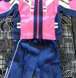 Children's sports suit