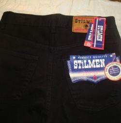 jeans stilmen - new