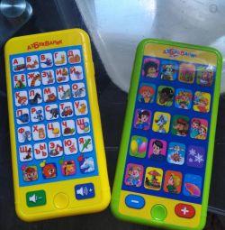 Telefoane noi pentru copii